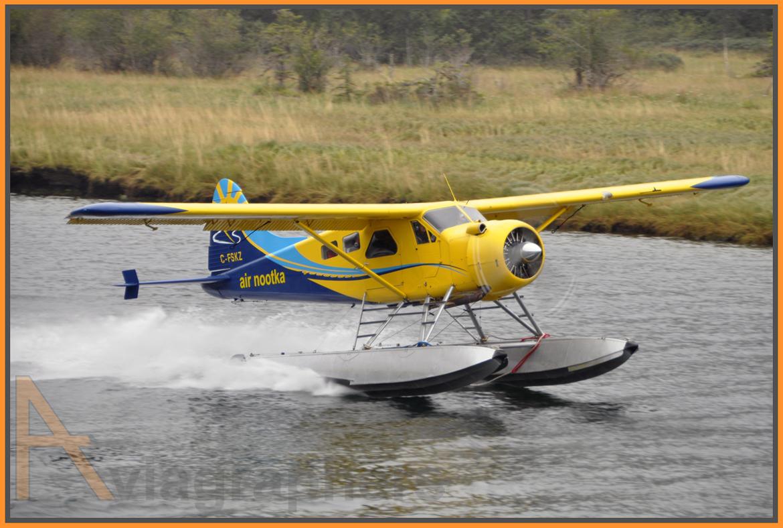 Vancouver Island's Bush planes